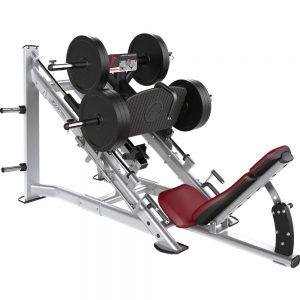 Leg press Life Fitness